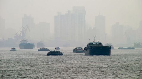 Surface Ozone Rises as Other Air Pollutants Decrease in Lockdown