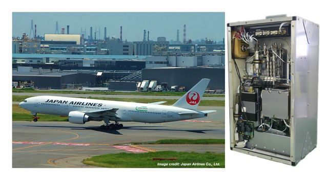 Commercial Airline Monitoring of CO2 Could Aid Urban Monitoring Efforts