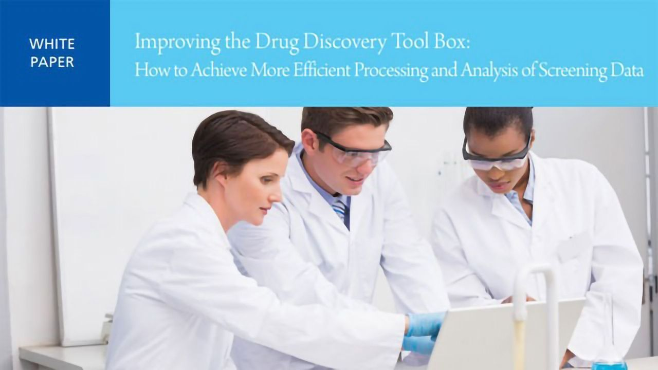 Improving the Drug Discovery Tool Box: How To Achieve More Efficient Processing and Analysis of Screening Data
