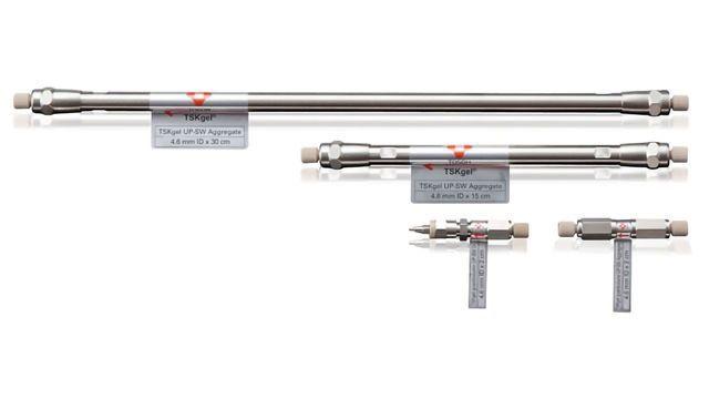 Tosoh Bioscience Introduces TSKgel® UP-SW Aggregate UHPLC/HPLC Columns