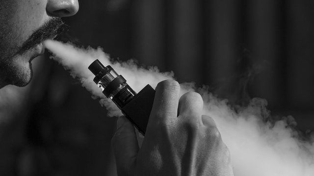 Inflammatory Response Triggered by Vaping May Set the Stage for Gum Disease