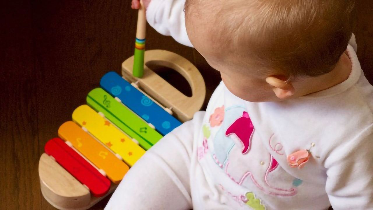 Musical Babies May Be Able To Tell Tones Apart at Six Months