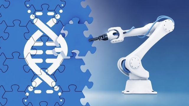 Bioengineering takes aspects from both biology and engineering