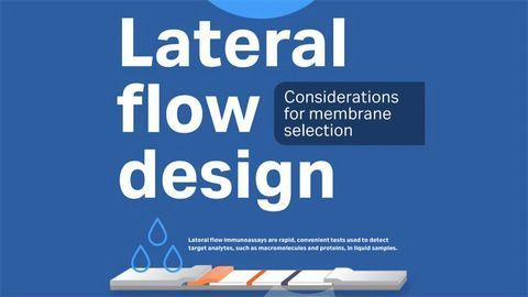 Lateral Flow Design: Considerations for Membrane Selection