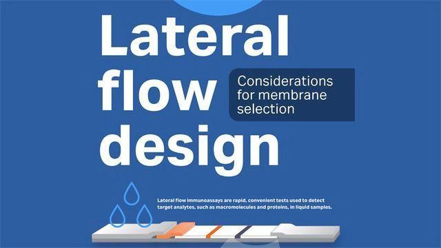 横向流动设计:膜选择的考虑