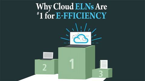 Why Cloud ELNs Are #1 for Efficiency