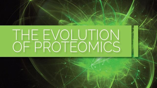 The Evolution of Proteomics