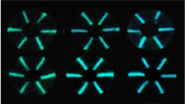 Detecting Antibodies With Glowing Proteins, Thread and a Smartphone