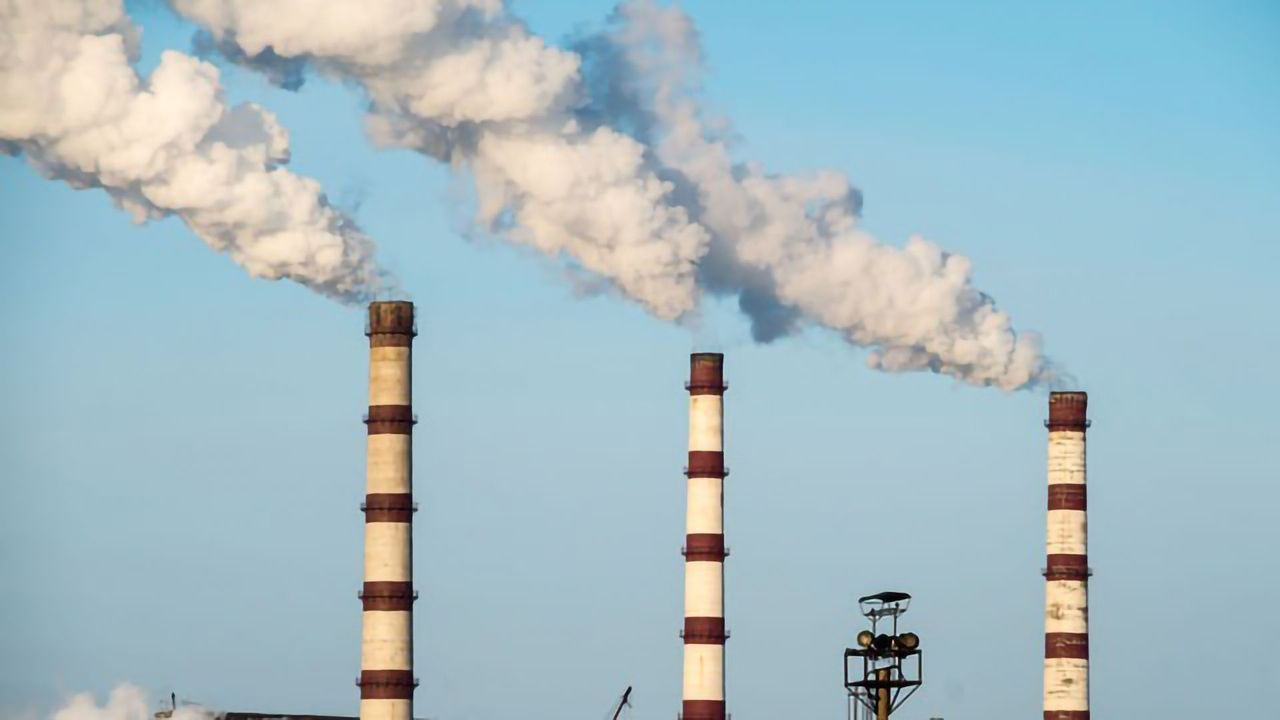 Power Plant Exhaust Gases Could Be Recycled as a Raw Reaction Material