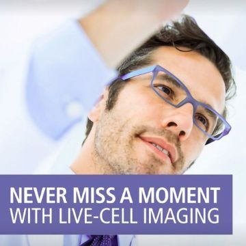 Never Miss a Moment with the MuviCyte Live-Cell Imaging System from PerkinElmer