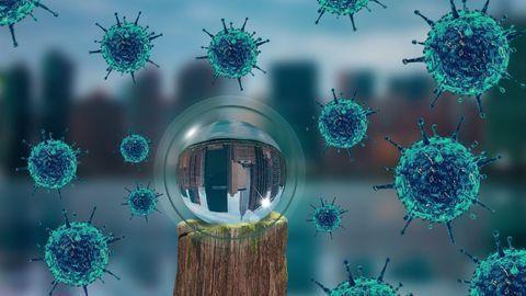 Far-UVC, a Type of Ultraviolet Light Safely Kills Airborne Coronaviruses: New Study