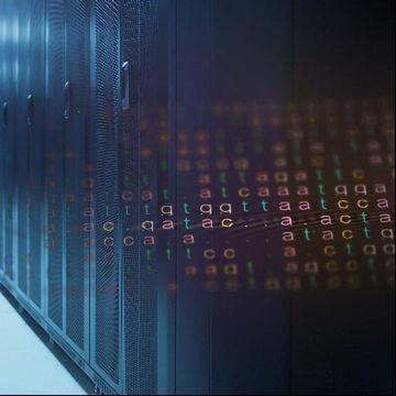 New Supercomputer Supports Groundbreaking Genomics Research