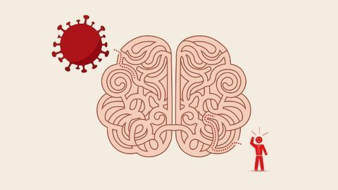 What Are the Psychiatric Side Effects of Coronavirus Infection?