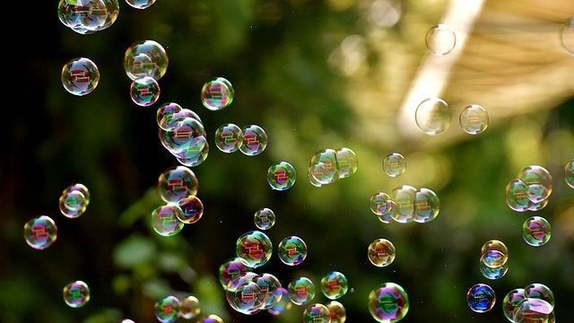 The Role of Bubbles in Brain Injury