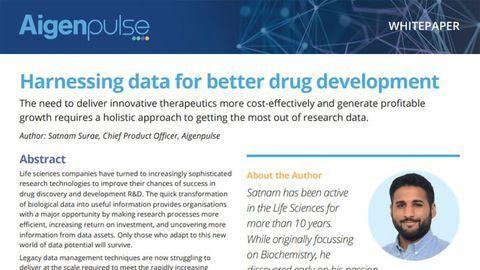 Harnessing Data for Better Drug Development