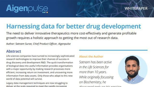 Harnessing Data for Better Drug Development