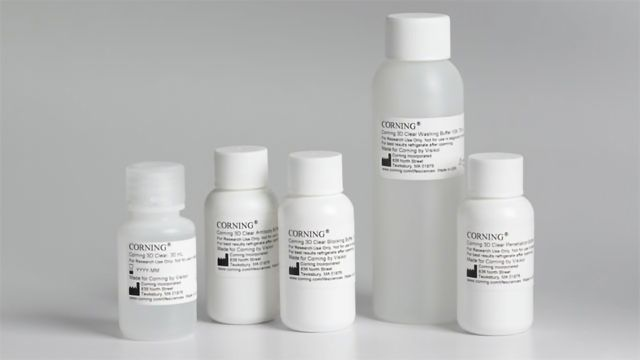 Corning Adds 3D Clear Tissue Clearing Reagent to 3D Cell Culture Imaging Portfolio