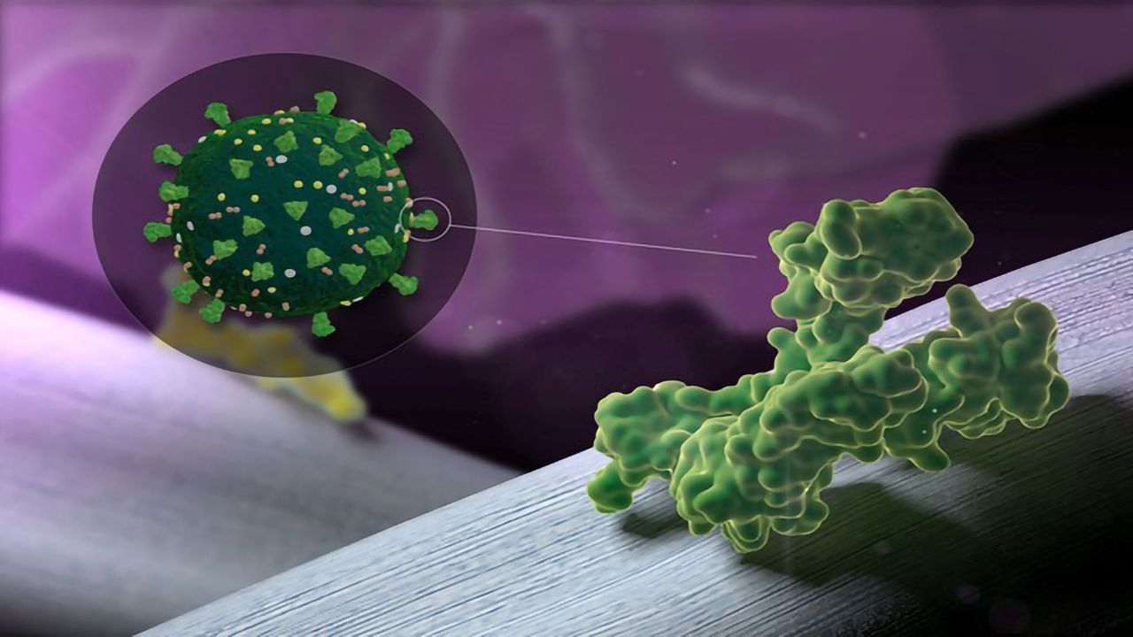 Biomaterial-Based Vaccine That Sits Under the Skin Shows Promise Against SARS-CoV-2