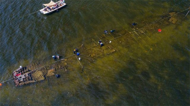 Insights on Rich Microbial Communities Around Shipwrecks May Aid Conservation Efforts
