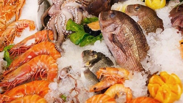 Seafood Could Meet Much of the World's Increasing Demand For Protein