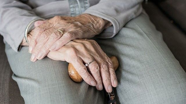 During COVID-19, Older People With Depression Show Resilience