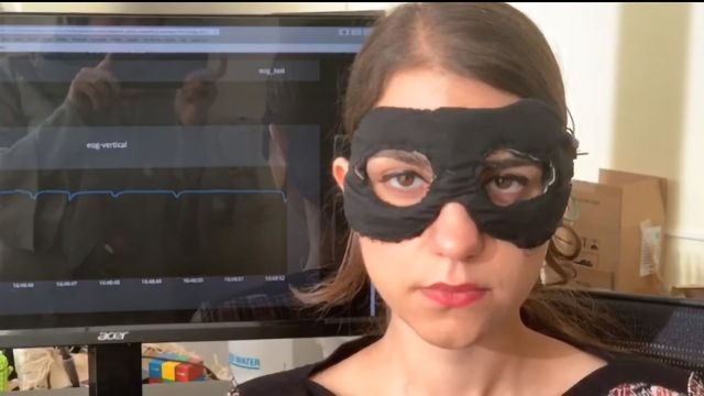 What Catches Your Eye? This Washable Hydrogel Mask Can Find Out