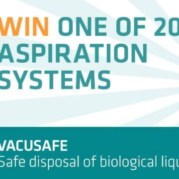 Win a VACUSAFE Aspiration System from INTEGRA
