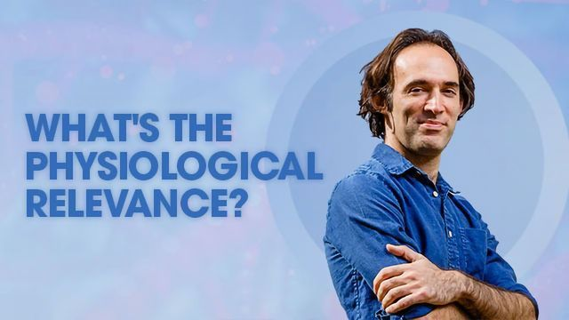 What's the Physiological Relevance? A Profile of Oded Rechavi