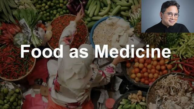 Teach Me in 10 – Food as Medicine With Dr William W. Li