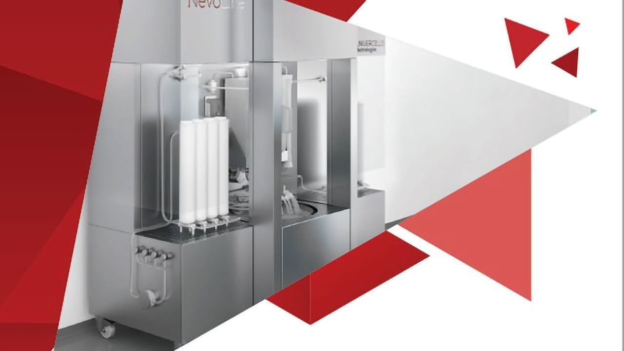 Univercells Technologies introduces the NevoLine™ Upstream Platform