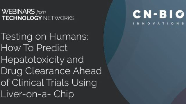 Testing on Humans: How To Predict Hepatotoxicity and Drug Clearance Ahead of Clinical Trials Using Liver-on-a-Chip