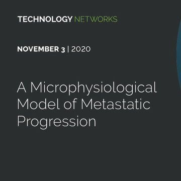 A Microphysiological Model of Metastatic Progression