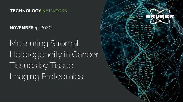 Measuring Stromal Heterogeneity in Cancer Tissues by Tissue Imaging Proteomics