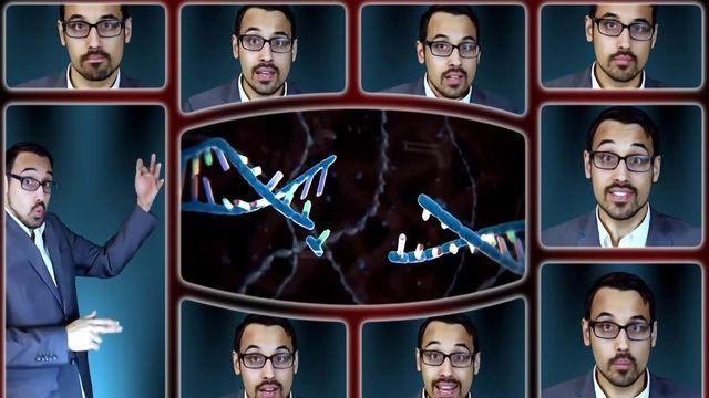 CRISPR-Cas9 Song