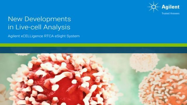 Discover New Developments in Live-Cell Analysis