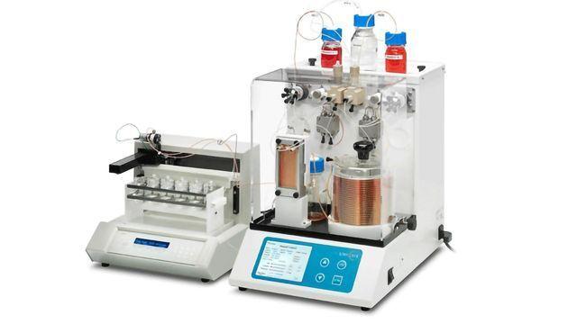 Multi-Experiment Flow System for Reaction Optimisation
