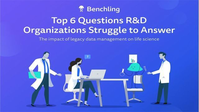 Six Key Questions R&D Organizations Struggle to Answer