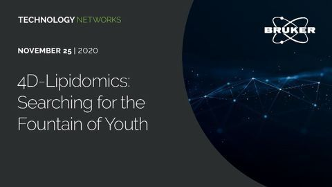 4D-Lipidomics™: Searching for the Fountain of Youth