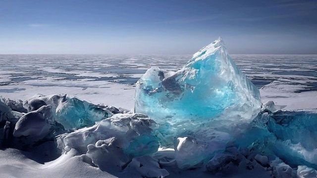 Data From Unprecedented Polar Expedition Made Available