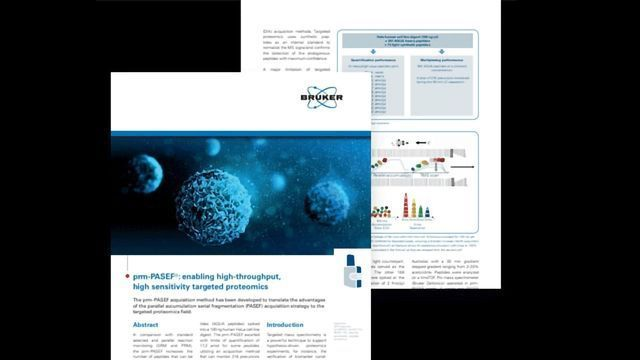 Targeted Proteomics: Achieving High Throughput and High Sensitivity
