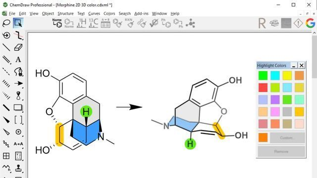 PerkinElmer Brings ChemDraw Software to the Cloud