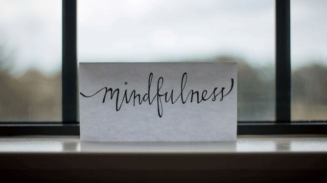 Mindfulness May Have Its Limitations When Tackling Acute Stress