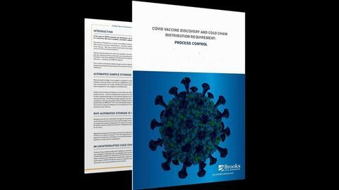 COVID-19 Vaccine Discovery and Cold Chain Distribution Requirements