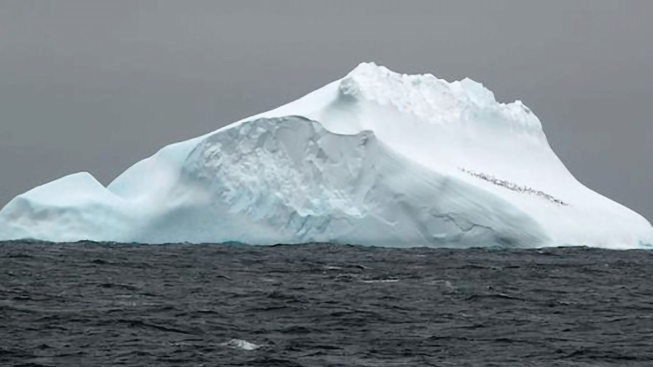 Antarctic Ice Sheet Changes Driven by Melting in the North