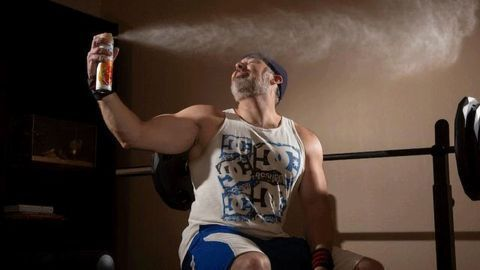 Sniff and Squat: The Smell of Exercise Is a Motivator to Work Out