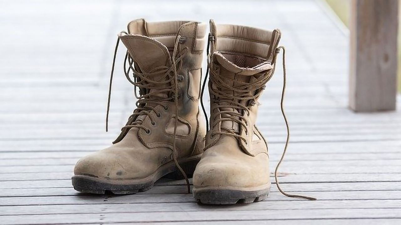 Dust on Boots and Baggage Aid Counter-Terrorism Efforts