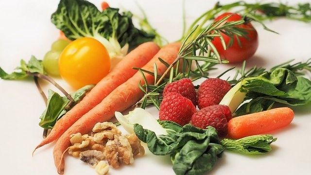 Plant-Based Diet Can Ramp Up Metabolism