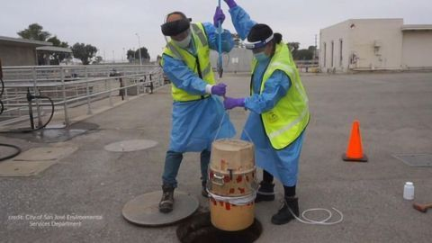 Developments in Wastewater Testing for SARS-CoV-2 Community Monitoring