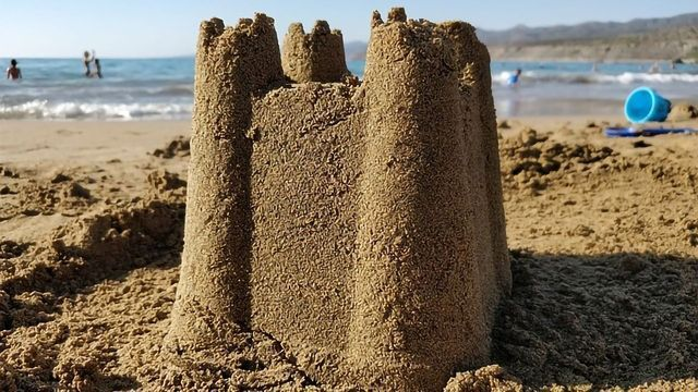 Mystery Science of Sandcastles Settled, Finally!