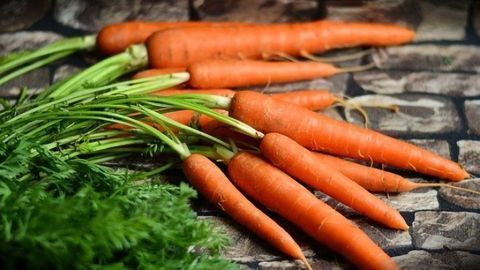 Active Enzyme Required To Unlock Carrots' Full Benefit